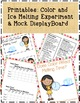 12 Science Fair DisplayBoard PowerPoint Lesson w Experiment, Directions & Rubric