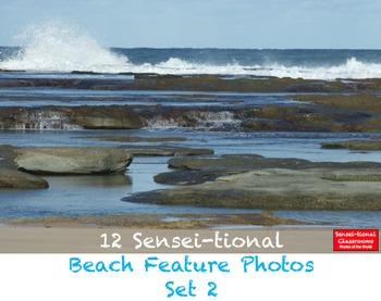 12 Sensei-tional Beach Feature Photos Set 2