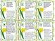 "12 Spring Task Cards: ""Fun Facts"" + ""Fun Tasks"" for Studen"