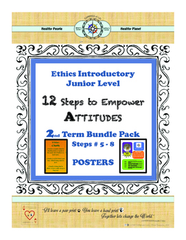 12 Steps to Empower ATTITUDES - Ethics: 2nd Term - Steps 5
