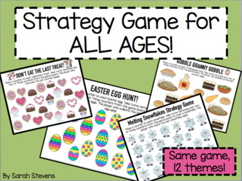 12 Strategy Games for All Ages!