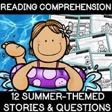 12 Summer-Themed Comprehension Stories