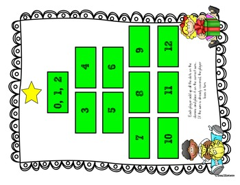 12 Sweet Christmas Math Stations - Numbers/Operations Common Core Aligned