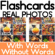 12 Thanksgiving/Fall/Autumn Real Photo Pictures Flashcards ESL VIPKid DadaABC