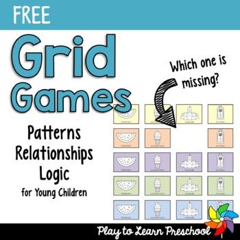 Grid Games - FREE!