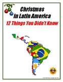 Christmas in Latin America: 12 Things You Didn't Know - di