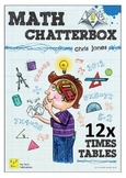 12 Times Tables Chatterboxes