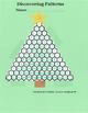 12 Twelve days Christmas Pascals triangle activity graphic organizer algebra