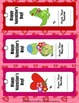 Valentine's Day Bookmarks From The Teacher