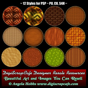 12 Various Styles 1 for PSP