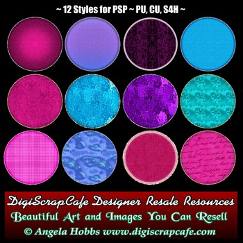 12 Various Styles 2 for PSP