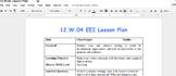 12.W.03 EEI Lesson Plan