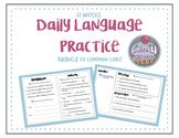 12 Weeks of Daily Language Practice