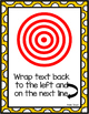 12 Writing Target Goals for Kindergarten and 1st Grade - YELLOW BORDER