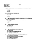 12 Years a Slave Chapters 19-22 Quiz