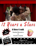 12 Years a Slave Film Unit: Common Core-Aligned Assignment