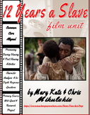 """12 Years a Slave"" Film Unit: Pre-, During, and Post-Viewing Activities!"