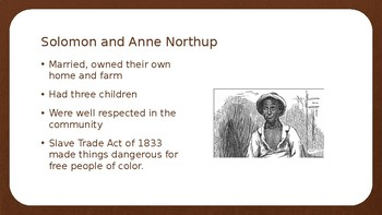 12 Years a Slave film questions and ppt
