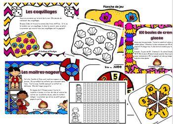 12 ateliers-jeux mathématiques Juin