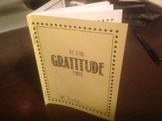 12-day Gratitude Challenge