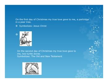 12 days of Christmas explained