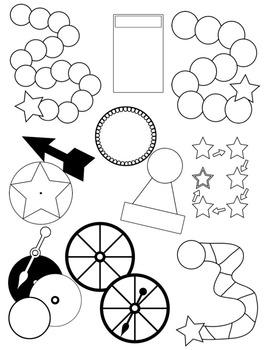 Build a Game MEGA Kit ~ Clip Art