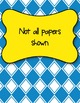Diamond Papers Clip Art ~ CU OK ~ 8.5 x 11