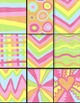 Funky Papers #2 Clip Art ~ 28 Graphics ~ CU OK ~ 8.5 x 11