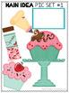Main Idea Kit #1 ~ Pic Sets ~ Reading Comprehension