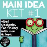 Main Idea Kit #1 - Visual