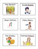 130+ Classroom Book Bin Labels