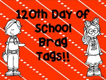 120 Brag Tags English