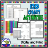 120 Chart Activities and Puzzles