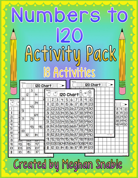 120 Chart Activity Pack