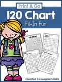 120 Chart Fill-In Puzzle Fun