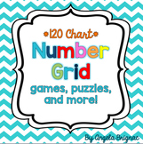 120 Chart Games and Activities {Puzzles, Mystery Pictures, and MORE!}