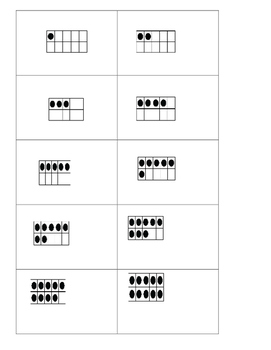 120 Chart Groundhog w/Place Value & Ten Frame Cards for Independent Work