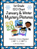 120 Chart January / Winter Mystery Pictures 6-Pack