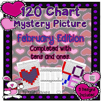 120 Chart Mystery Picture - February Edition