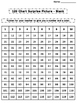 Math: 120 Chart Mystery Picture Mother's Day FREE