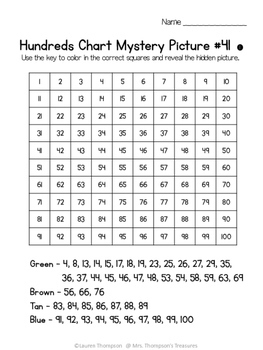 100 chart mystery math worksheets 100 best free printable worksheets. Black Bedroom Furniture Sets. Home Design Ideas