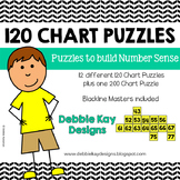 120 Chart Puzzles