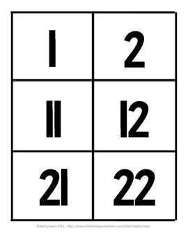 120 Chart Scavenger Hunt--School Supply Edition