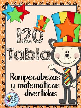 120 Chart - Spanish 120 Tabla
