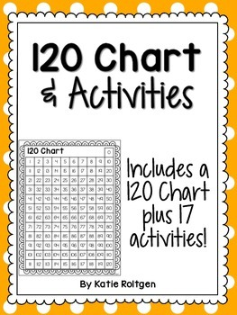 120 Chart and Activities