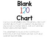 120 Chart for Mental Math