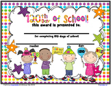 120 Day Award Certificates