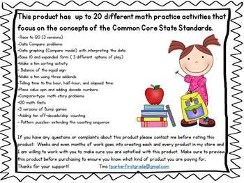 120 Days Smarter Mathematics Activities