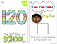 120 Days of School Adapted Books { Level 1 and Level 2 } 120th Day of School