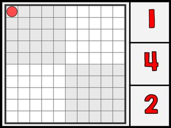 120 Rekenrek Clip Cards